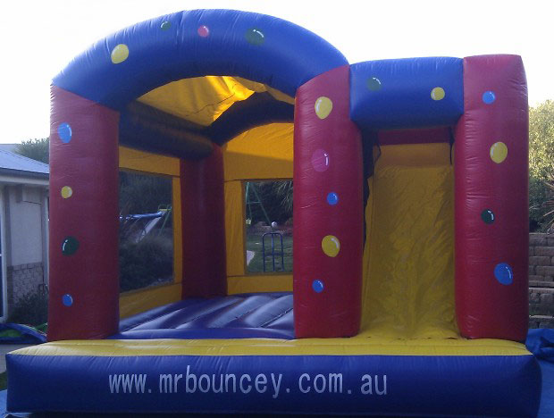 Part-Slide-Jumping-castle-Front