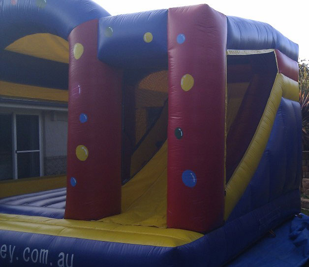 Part-Slide-Jumping-castle-side